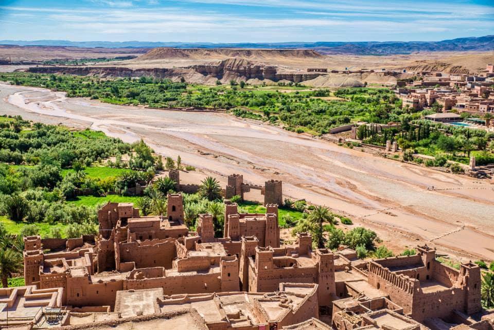 3 days Fes to Marrakech via sahara desert
