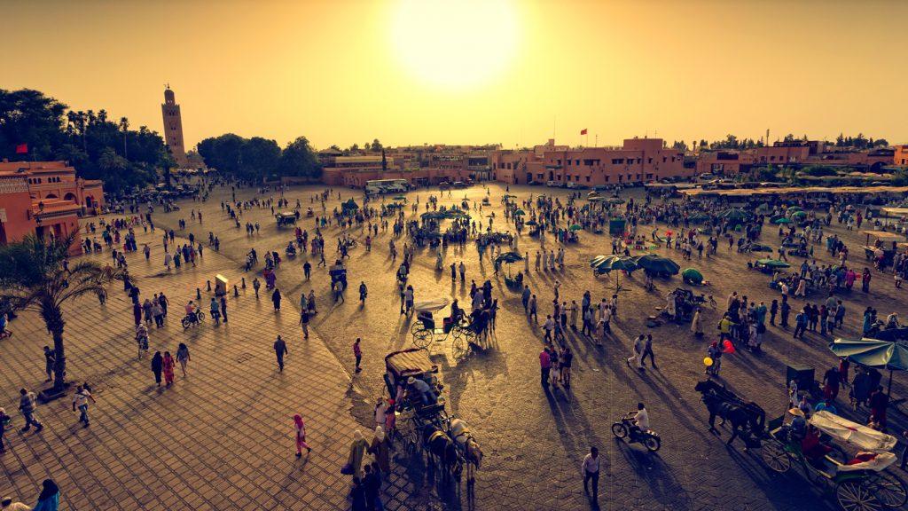 8 days Marrakech to Tangier tour