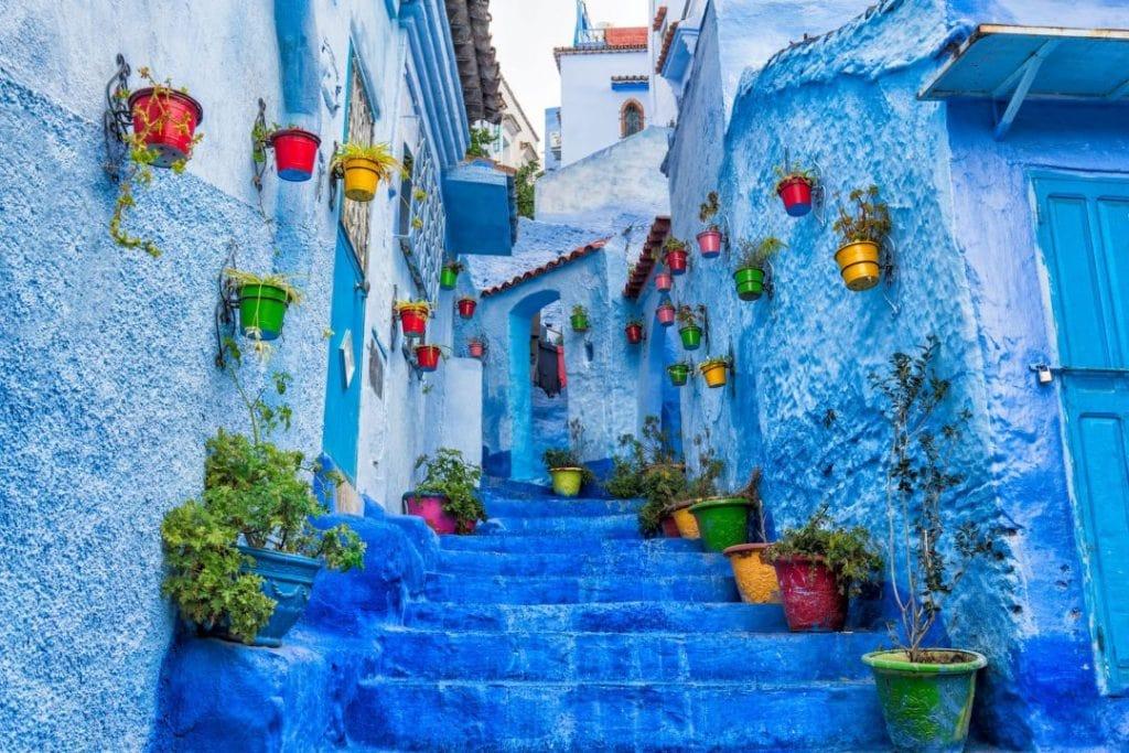 7 Days tangier to Marrakech tour