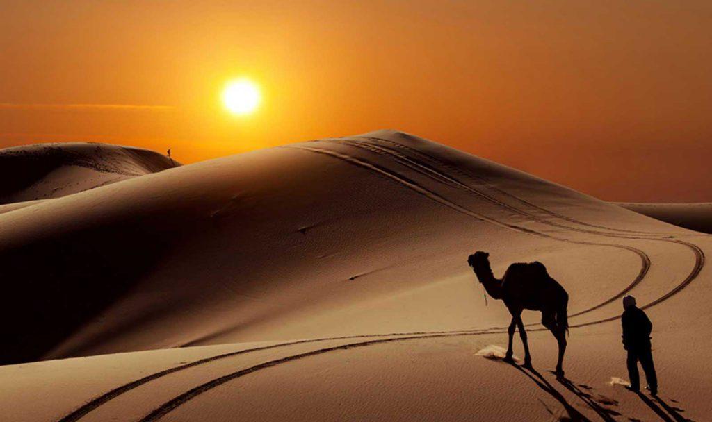 5 days Atlas and Sahara desert tour