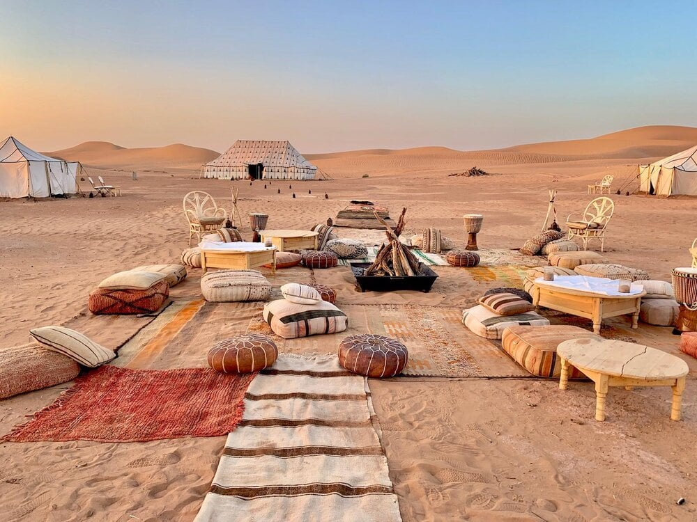 2 days desert trip Marrakech to Zagora